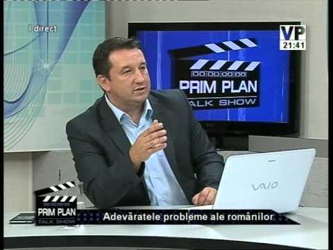 """Emisiunea """"Prim Plan"""" – Mircea Cosma – 11 septembrie 2014"""