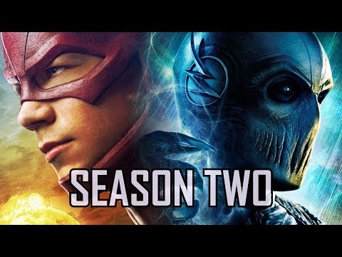 The Flash Season 2 Complete Recap