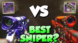 God Roll Tranquility VS Sole Survivor! Which is Better? [Destiny 2 Shadowkeep]