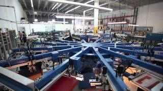 Top Screen Printing Facility In South Florida