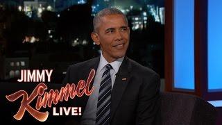 President Obama Won't Do Metal Detectors