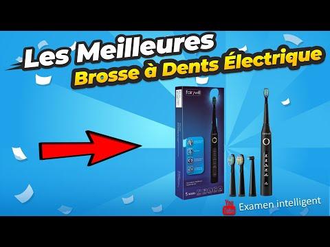 ✅ Les Meilleures Brosse à Dents Électrique 2021
