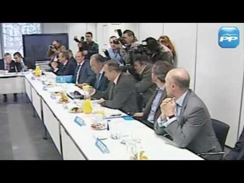 Mariano Rajoy se reune con representantes del sector tecnológico