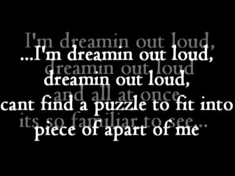 OneRepublic - Dreaming out Loud (with lyrics)