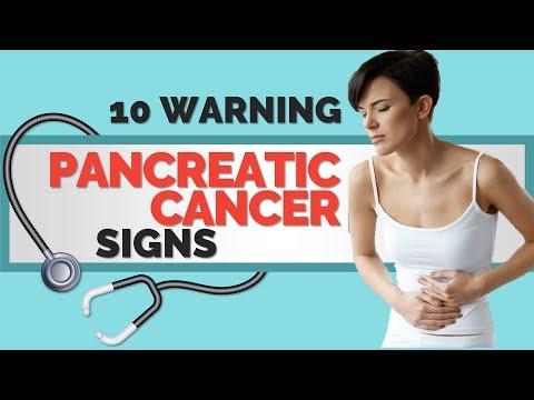 Cancer pancreas analize