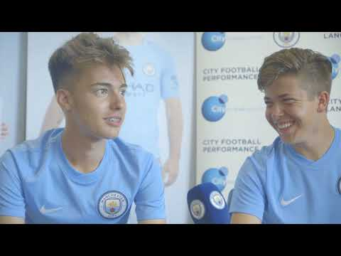 City Football Language School 2018