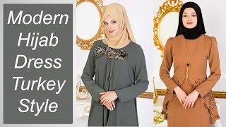 Queen Abaya Turkish Style Modern Hijab Dress Latest Abaya Fashion | Umara Designer
