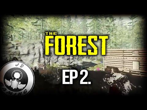 [CZ-LP] Forest #2 - Stavba druhého patra a souboje s domorodci