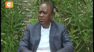 Rais Kenyatta yuko ziarani eneo la kati