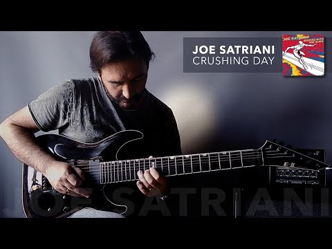 Francesco Fareri - Satriani's Crusching Day (Metal version)