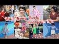Best DISNEY WORLD Instagram Tips + ALL THE WALLS