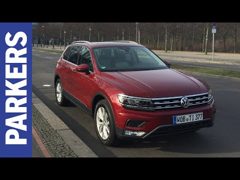 Volkswagen Tiguan Review Video
