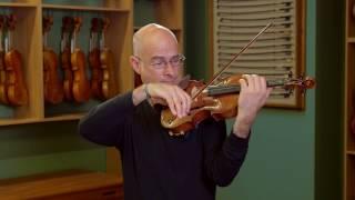 Violin by Giuseppe Ceruti, Cremona 1847