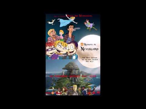 Rugrats in Neverland - Soundtrack OST 10 - Abandon Ship