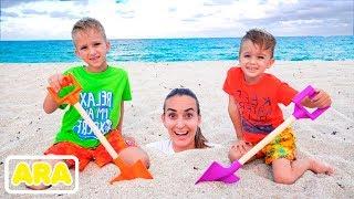 يأخذ فلاد ومامي قسطًا من الراحة في البحر ومجموعة أخرى من مقاطع الفيديو المضحكة