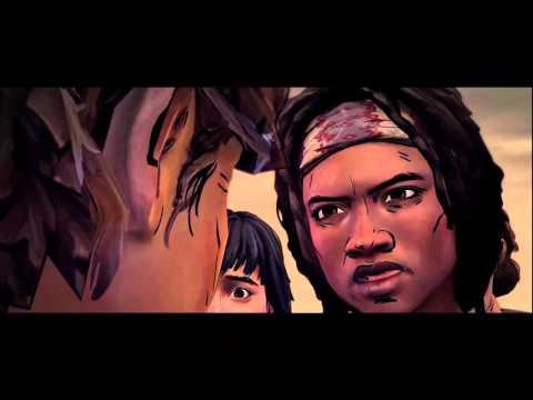 The Walking Dead : Michonne - Episode 1 - Choix des joueurs  de The Walking Dead : Michonne