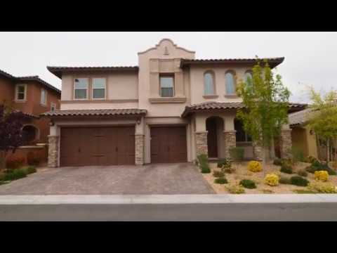 House for Sale in Las Vegas, NV: 12236 Crystal Shore Ave, Las Vegas, NV - Cinematic Home Video Tour