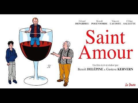 Saint Amour Le Pacte / JPG Films / No Money Productions / Floc'h