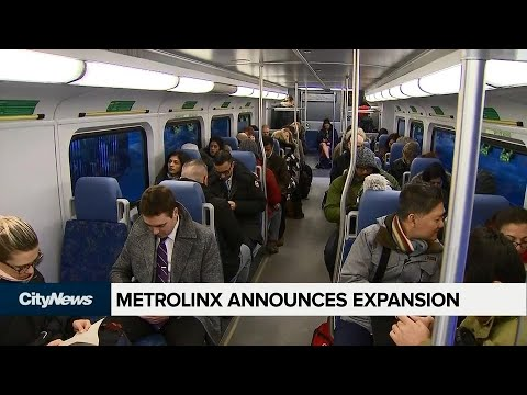 Trains being added to UP Express, GO Train schedule: Metrolinx