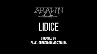 Video Arawn - Lidice (Official Video)