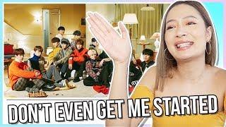 SEVENTEEN(세븐틴) - Home MV REACTION
