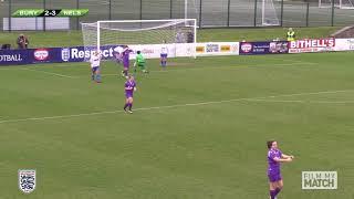 Bury FC Boys & Girls 3-3 Nelson FC | Highlights