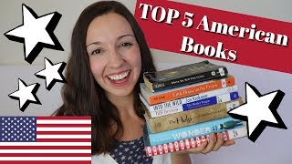 TOP 5 American Book Recommendations