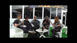 UK Subs Interview at Hellfest 2016 (TotalRock)