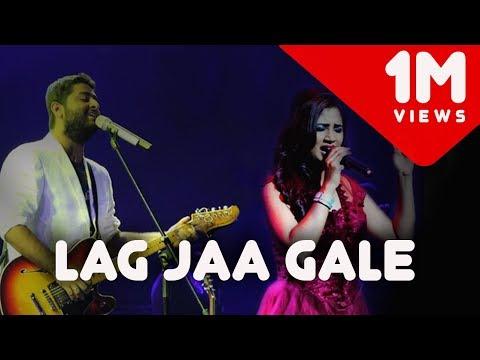 Lag Jaa Gale Live Shreya Ghoshal Arijit Singh Chords G D C Em