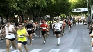 preview picture of video 'Gran Fondo Internacional de Siete Aguas 2011'