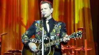 Chris Isaak - Ring of Fire (Live - Mayo Arts Center Morristown NJ August 2017)