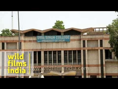 Dyal Singh College video cover2
