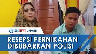 Video Resepsi Pernikahan di Kuningan Dibubarkan Polisi, Ini Kata Mempelai Wanita