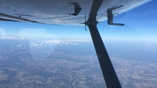 Cessna 172 at 13,500 Feet! Climb Test With Data