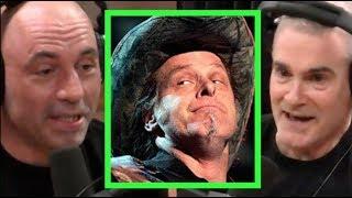 Joe Rogan & Henry Rollins on Ted Nugent