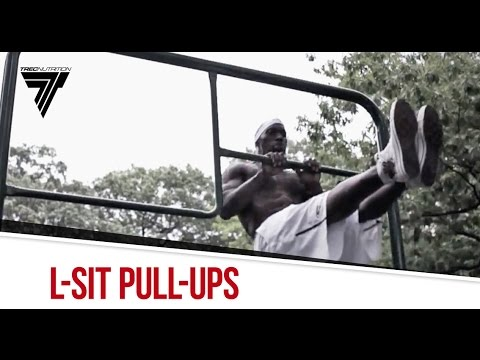 L-sit pull-ups | Street Workout Training | Hannibal For King