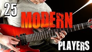 25 Modern Guitar Players