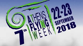 Athens Flying Week (AFW) Tanagra International Air Show 2018