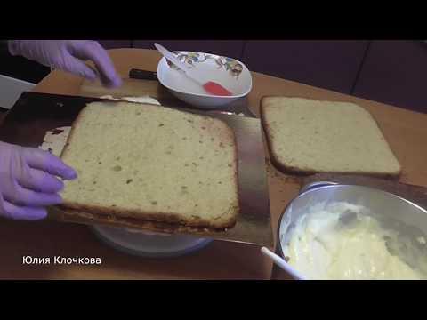 Как сделать торт Трактор