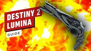 Destiny 2: How to get Lumina and Rose Fastest Guide