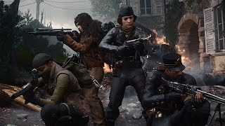 """Official Call of Duty®: WWII - United Front DLC 3 - """"The Tortured Path"""" Nazi Zombies Trailer - Video Youtube"""