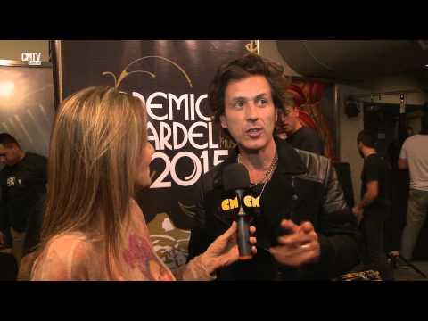 Coti video Entrevista Subte - Buenos Aires - Mayo 2015