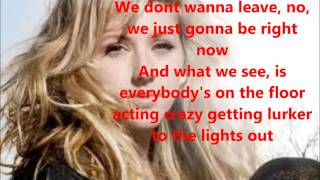 Ellie Goulding - Burn (Lyrics On Screen)