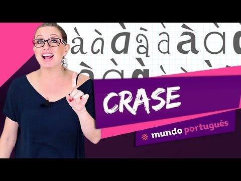 Download 🙀 Quando usar CRASE? - Gramática - Mundo Português - ENEM HD Video