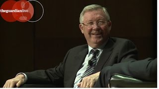 Video Sir Alex Ferguson on being offered the England job | Guardian Live MP3, 3GP, MP4, WEBM, AVI, FLV September 2019
