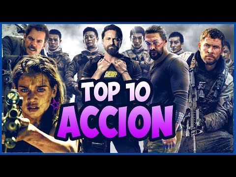 Top 10 Mejores Peliculas De Accion 2018  #1   Top Cinema