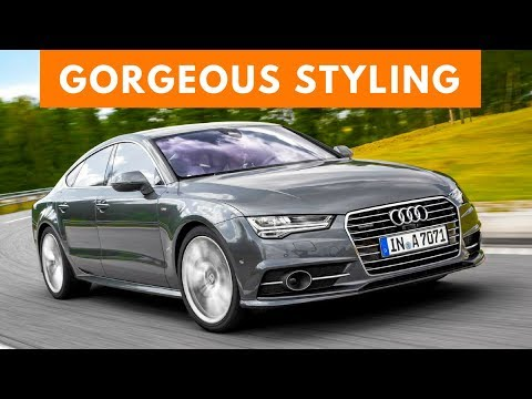 2018 Audi A7 Usa GORGEOUS STYLING