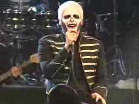 My Chemical Romance-This Is How I Disappear