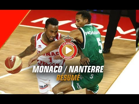 [MINI-MOVIE] Monaco - Nanterre | JEEP ÉLITE
