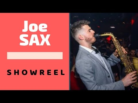 Joe Sax Video